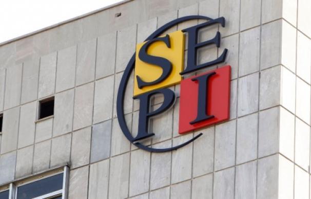 Fotografía sede de SEPI / EFE