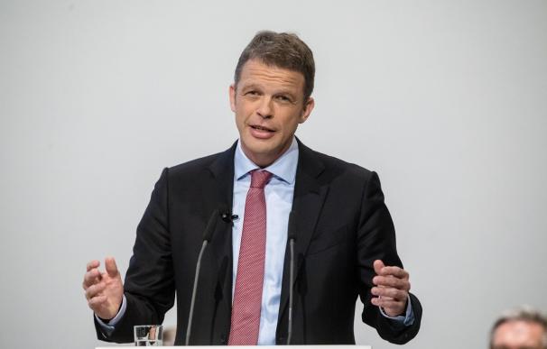 Christian Sewing, consejero delegado de Deutsche Bank.
