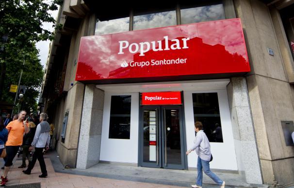 Banco Popular bolo