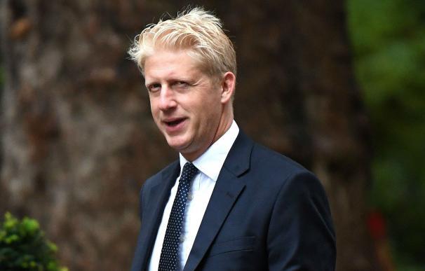 Jo Johnson, hermano de Boris Johnson