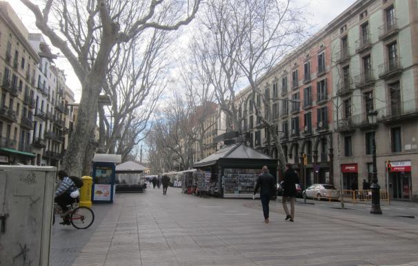 Barcelona convoca un concurso internacional para transformar La Rambla y recuperarla para los vecinos