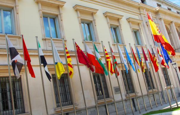 Banderas autonomías