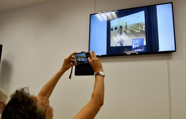 La hija de Ana Julia Quezada declara por videoconferencia