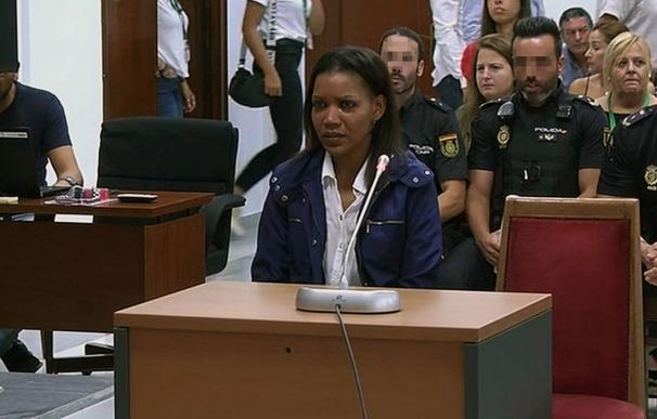 Ana Julia rompe a llorar en la segunda jornada de juicio