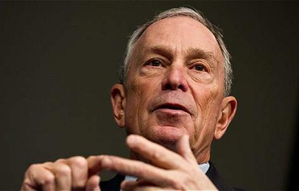 Michael Bloomberg/AFP