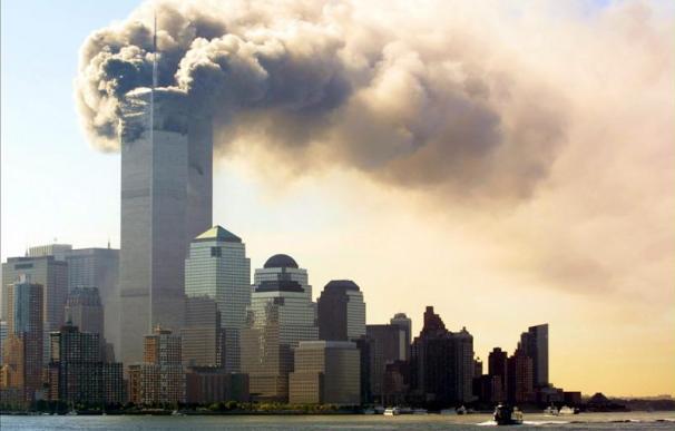 La NASA divulga fotos y vídeo de ataques del 11S vistos desde el espacio