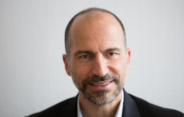 Dara Khosrowshahi, nuevo CEO de Uber. / École polytechnique - J.Barande