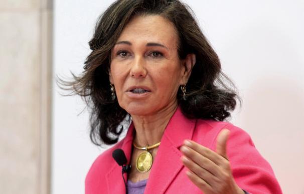 Ana Botín Santander