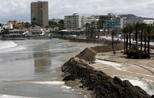 Temporal en Alicante, Aemet