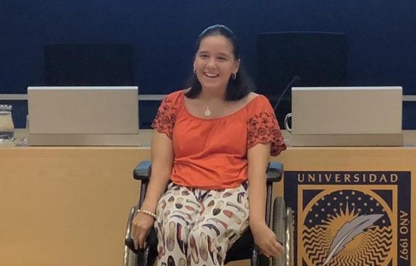 Fotografía de Rocío Herrezuelo, graduada por la Universidad Pablo de Olavide.