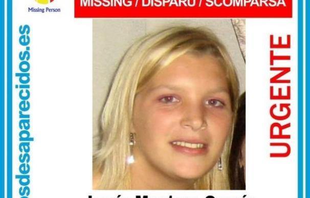 Desaparecida Lucia Lugo