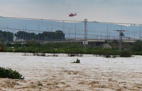 Helicóptero gota fría