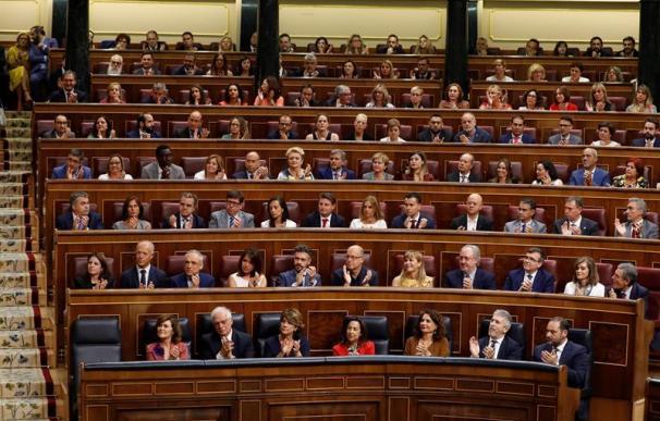Sesión Congreso de los Diputados