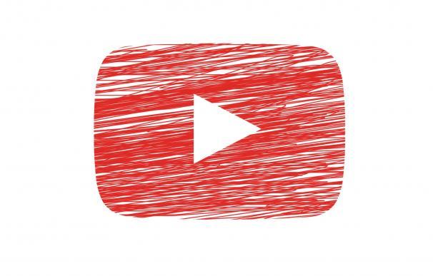 Logo de Youtube. / Pixabay