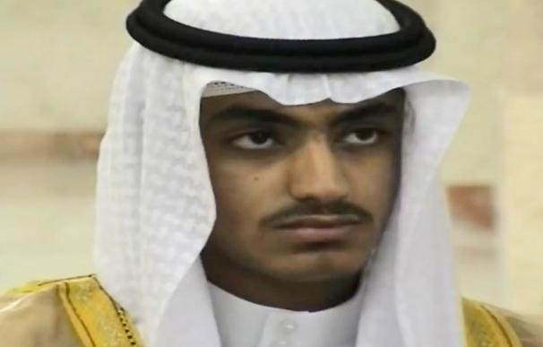 Hamza bin Laden, hijo de Osama bin Laden. / EFE