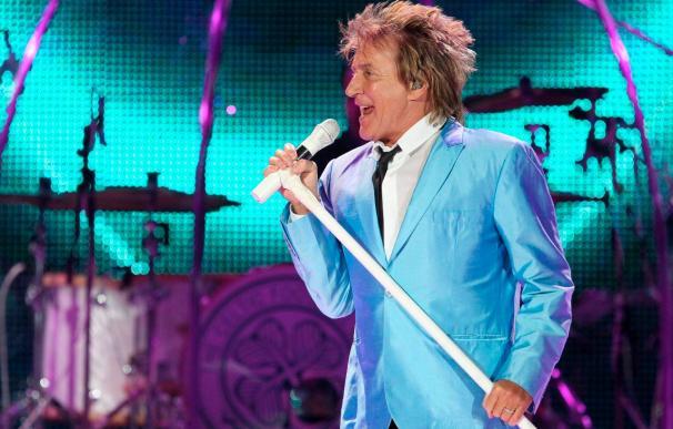 Rod Stewart publicará sus memorias en 2012 y promete no dejar nada en el tintero