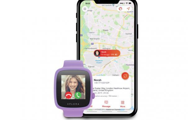 El regalo estrella en las comuniones es un smartwatch con GPS sin acceso a internet