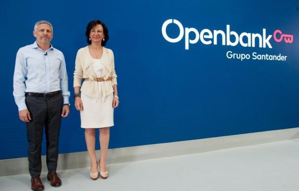 Santander buscará internacionalizar Openbank una vez concluido el rediseño de su banco digital