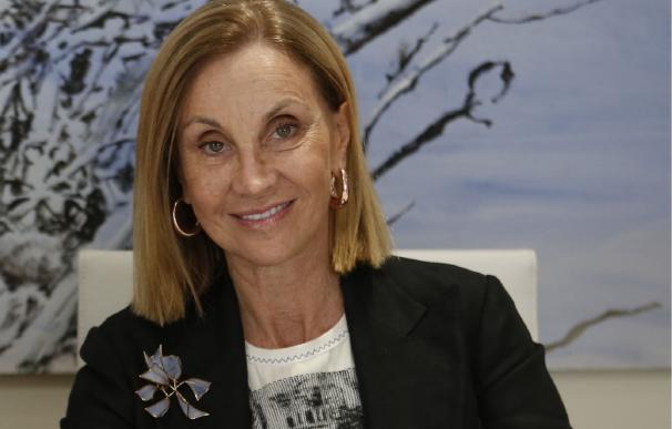Helena Revoredo, dueña de Prosegur