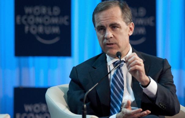 El canadiense Mark Carney será el próximo gobernador del Banco de Inglaterra