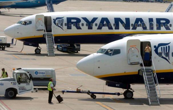 Ryanair demanda a un piloto por cuestionar la seguridad en televisión