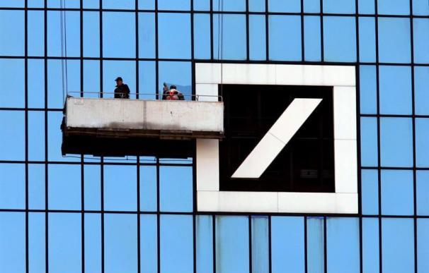 Sede de Deutsche Bank en Fráncfort (Alemania). /EFE