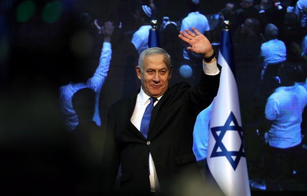 elecciones Israel, Netanyahu