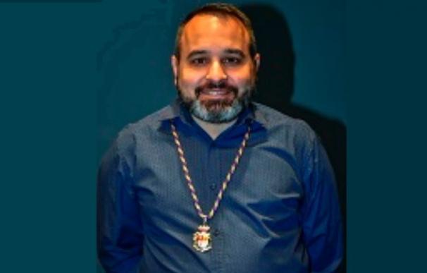 Marcos Gallego, concejal del PSOE Torrejón de Ardoz