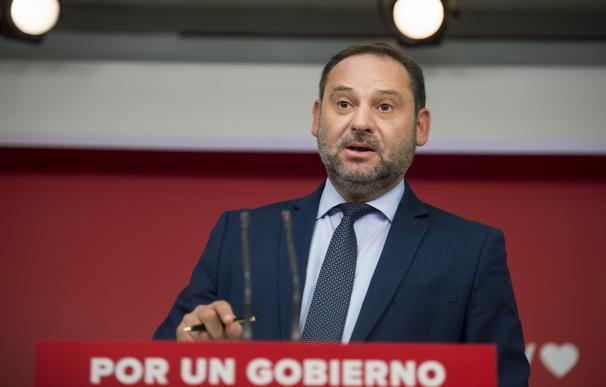 José Luis Ábalos, PSOE
