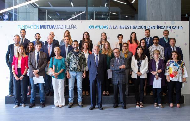 Fundación Mutua Madrileña apoya 24 nuevos proyectos de investigación de hospitales españoles con más de 2 millones de euros