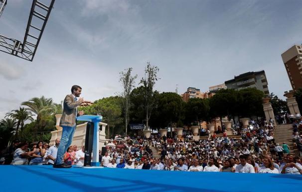 Pablo Casado, PP, Partido Popular