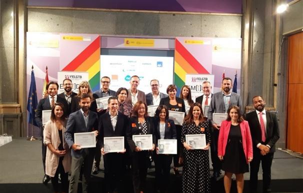 Empresas más comprometidas con la diversidad LGTBI