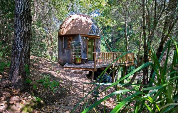 El Airbnb más visitado del mundo. / Kitty Mrache/Airbnb