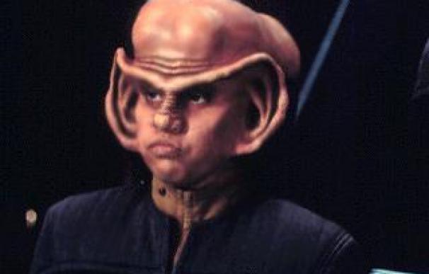 Nog, personaje de la serie de televisión de Star Trek. / Star Trek