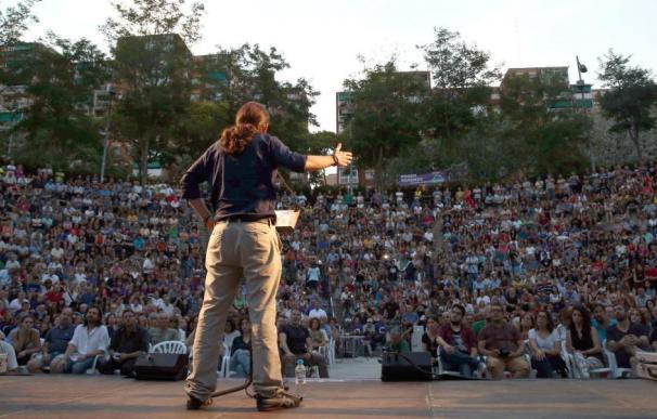 """Iglesias considera """"legítimo"""" y """"previsible"""" que Íñigo Errejón presente su candidatura."""