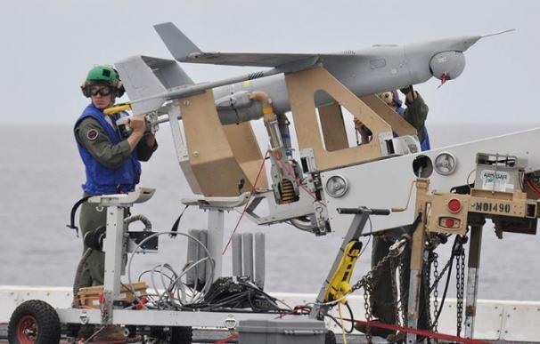 Boeing explota la crisis con Irán con la venta de un escuadrón de drones
