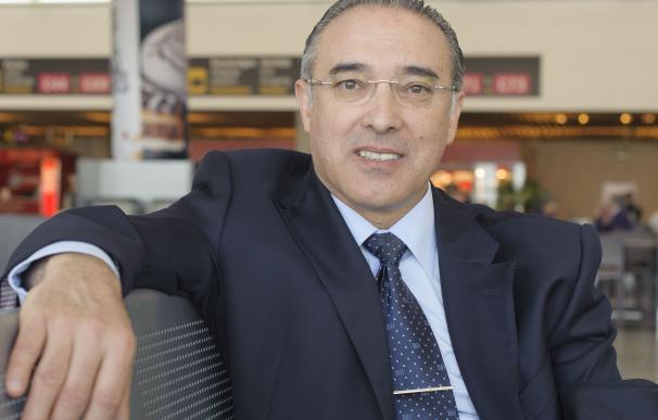 José Antonio Álvarez, nuevo director del Aeropuerto Adolfo Suárez Madrid Barajas.