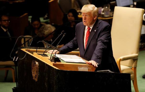Trump, en su discurso ante la Asamblea General de la ONU
