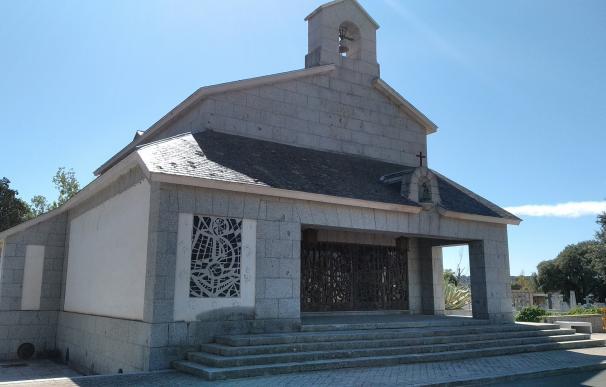 Cripta de la familia Franco en el cementerio de El Pardo