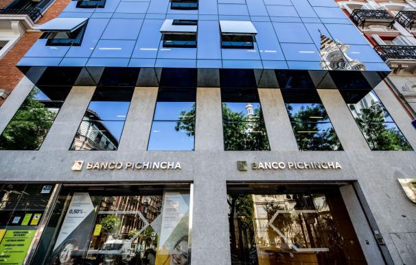 Sede Central de Banco Pichincha en España