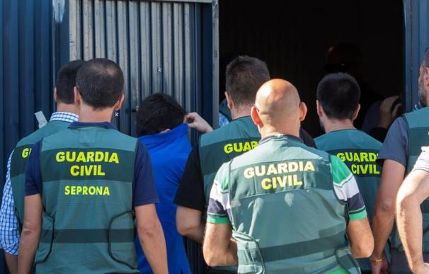 Registro Guardia Civil Magrudis