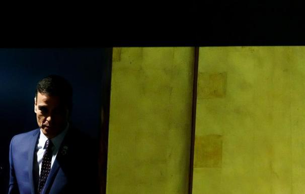 Pedro Sánchez en Nueva York, ONU
