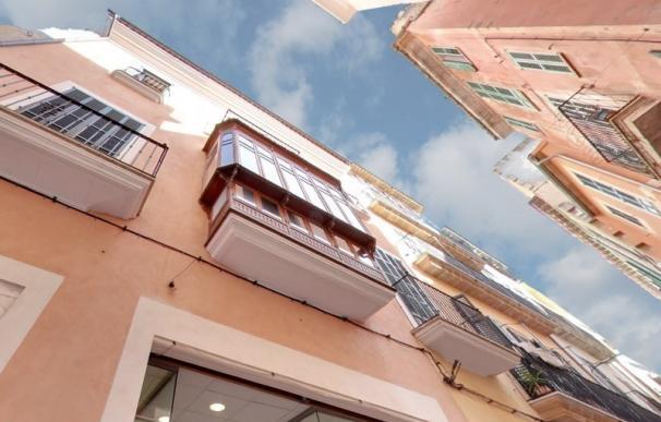 Housers prevé un aumento de la rentabilidad bruta total de la vivienda residencial en Palma de un 112% respecto a 2016