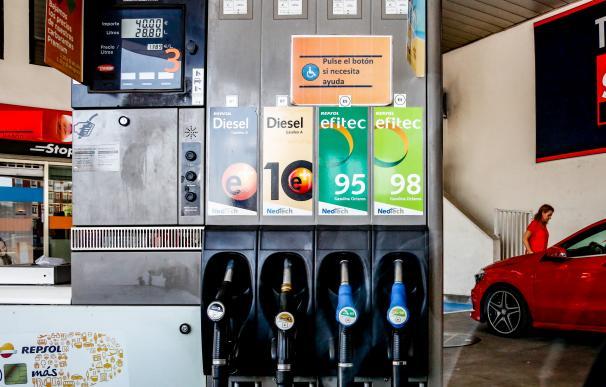 Gasolina, gasóleo, combustible, carburantes, gasolinera