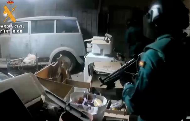 """La Fiscalía califica de """"terroristas"""" a los 9 CDR detenidos"""