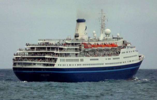 El crucero Marco Polo