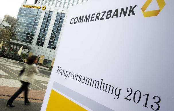 Moody's rebaja la calificación de la deuda a largo plazo del Commerzbank alemán