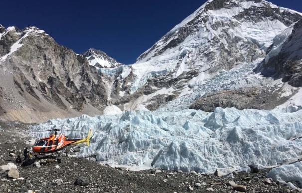 alpinismo Purja