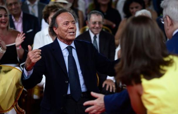 Julio Iglesias en una imagen reciente.