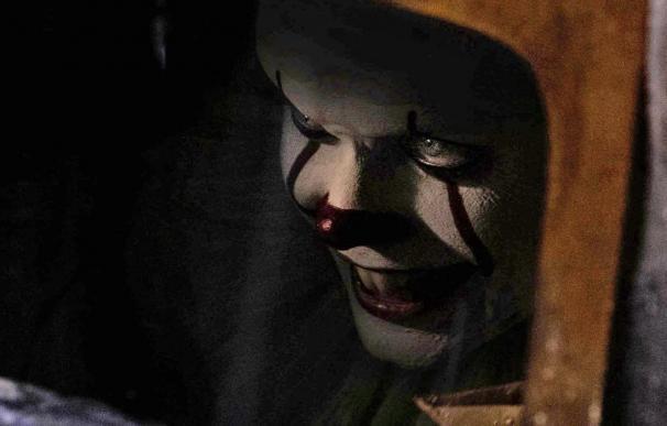 El filme de terror 'It' se mantiene en lo alto de la taquilla española